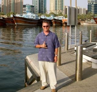 Dubai River, UAE 2009_1024